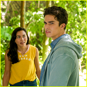 Alex Aiono Stars In First Look Photos From New Netflix Movie 'Finding 'Ohana'