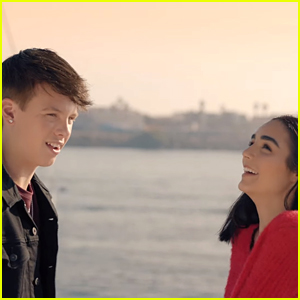 Carson Lueders & Indiana Massara Star In New 'Lost Years' Music Video - Watch Now!