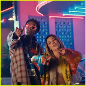 Dixie D'Amelio Releases New Song & Video 'One Whole Day' With Wiz Khalifa - Watch!