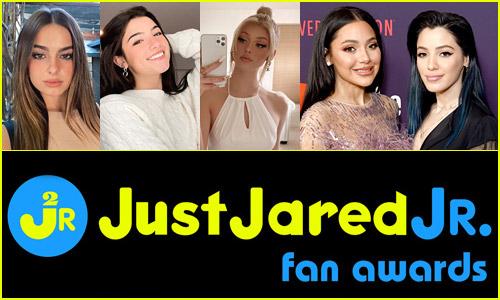JJJ Fan Awards: Favorite Social Star of 2020 - Vote Here!
