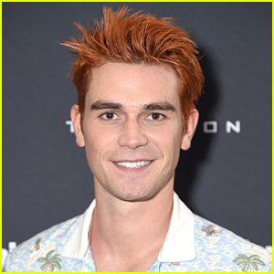 KJ Apa Shares How They Prep For Kissing Scenes on 'Riverdale' During Pandemic