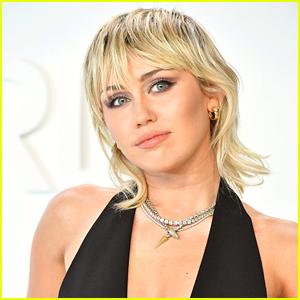 Miley Cyrus Reacts To 'Plastic Hearts' Debuting at No 1 On Rock Charts!