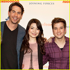 Miranda Cosgrove, Nathan Kress & Jerry Trainor To Return For 'iCarly' Reboot!