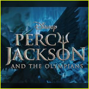 Author Rick Riordan Shares Logo For New Disney+ Series 'Percy Jackson & The Olympians'