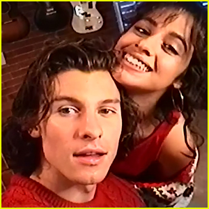 Shawn Mendes & Camila Cabello's Dog Directed Their New Holiday Music Video - Watch Now!