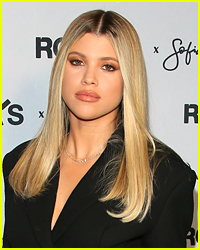 Sofia Richie Defends Her Support For Olivia Jade's 'Red Table Talk' Interview
