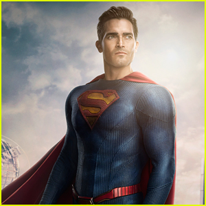 Tyler Hoechlin Gets New Suit For First Season of 'Superman & Lois'!