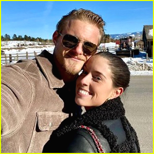 Alexander Ludwig Is Married - Elopes With Lauren Dear!