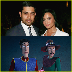 Demi Lovato & Wilmer Valderrama's 'Charming' Movie Finally Debuts In The US