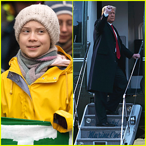 Greta Thunberg Goes Viral For Another Comment About Trump!