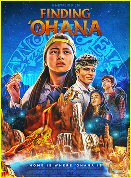 Alex Aiono & Kea Peahu Star In 'Finding 'Ohana' Trailer - Watch Now!