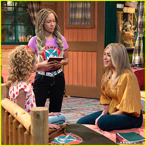 Peyton List Is Back at Camp Kikiwaka On Tonight's Season 5 Premiere of 'Bunk'd'
