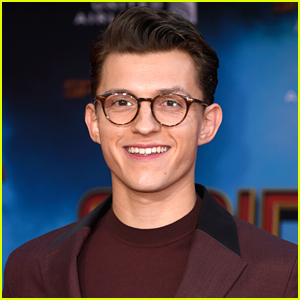 This Is How Tom Holland Found Out He Booked 'Spider-Man'