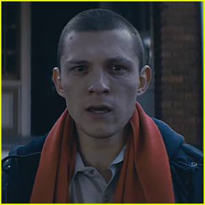 Tom Holland Robs Banks In the New 'Cherry' Trailer - Watch!