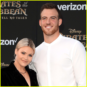 Witney Carson Welcomes Baby Boy With Carson McAllister