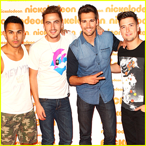 Big Time Rush Celebrate The Series Coming To Netflix With Cute Video!