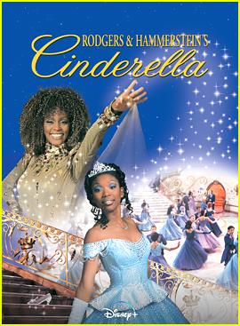 Brandy & Whitney Houston's 'Cinderella' Movie Is Finally Coming To Disney+!