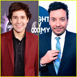David Dobrik Wants To Follow In Jimmy Fallon's Footsteps