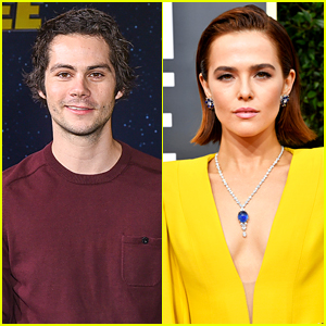 Dylan O'Brien & Zoey Deutch Are Set To Star In a New Movie Together!