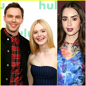 Elle Fanning, Nicholas Hoult & Lily Collins Among Golden Globes 2021 Nominees!