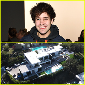 Fans Freak Out After David Dobrik Posts New YouTube Video of His New House