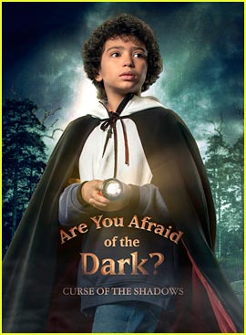 Get To Know Are You Afraid of the Dark's Dominic Mariche With 10 Fun Facts!