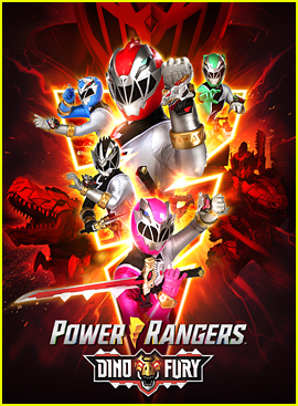 Get To Know All The New Characters On 'Power Rangers Dino Fury'!