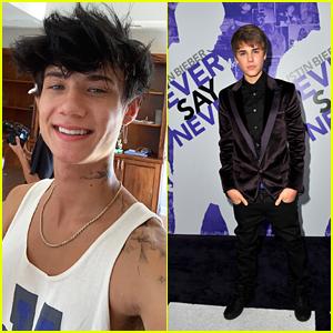 Jaden Hossler Shares His Emotional Connection to Justin Bieber's 'Never Say Never' Film