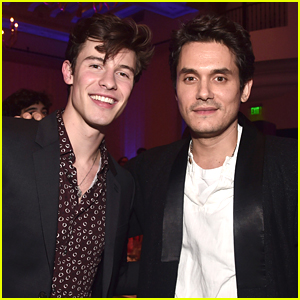 John Mayer Would Do Anything For Shawn Mendes: 'I Love Him'