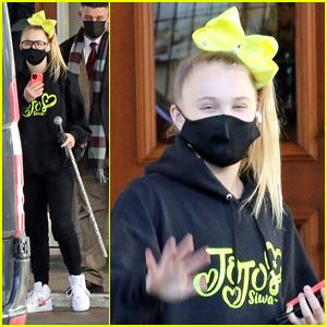 JoJo Siwa Completes Quarantine in Vancouver After Introducing Fans To Girlfriend Kylie