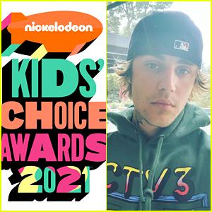Justin Bieber To Headline Nickelodeon's Kids' Choice Awards 2021!