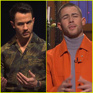 Kevin Jonas Asked Nick Jonas An Important Question On 'Saturday Night Live'