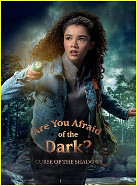 Malia Baker Dishes All Things 'Are You Afraid of the Dark?' In New Interview (Exclusive)