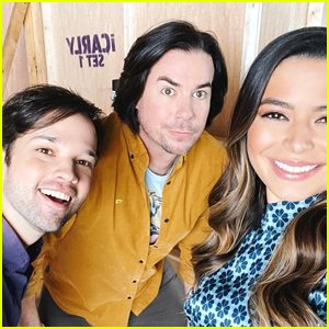 Miranda Cosgrove & 'iCarly' Co-Stars See If They Still Got It In New Video, Show Will Premiere In 2021
