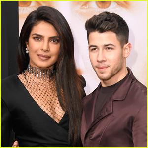 Nick Jonas Is Priyanka Chopra's Biggest Cheerleader: 'He's My Hype Guy'