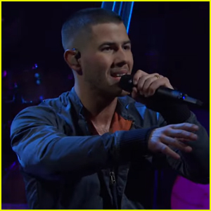 Nick Jonas Performs New Songs 'Spaceman' & 'This Is Heaven' on 'SNL' - Watch Now!