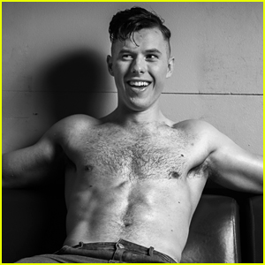 Nolan Gould Shows Off His Incredible Physique In Hot New Photos