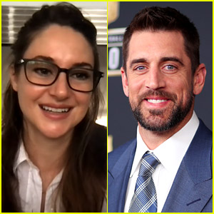 Shailene Woodley Breaks Silence on Engagement to NFL Star Aaron Rodgers!