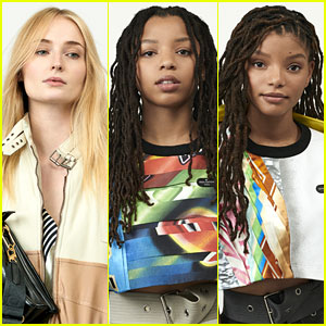 Sophie Turner, Chloe x Halle & More Star In Louis Vuitton's New SS21 Campaign!