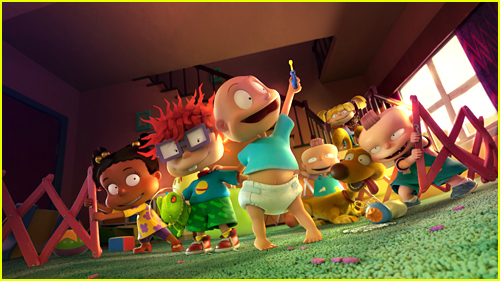 The 'Rugrats' Are Back With an All New Series on Paramount+!