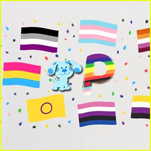 Twitter Is Praising Nickelodeon's 'Blue's Clues & You' For LGBTQ+ Representation In Alphabet Song!