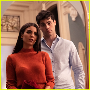 Victoria Justice & Matthew Daddario's New Movie 'Trust' Gets March Release Date!