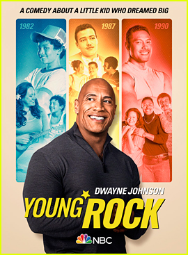 Who Stars As Young Rock In Dwayne Johnson's New NBC Comedy? Find Out Here!