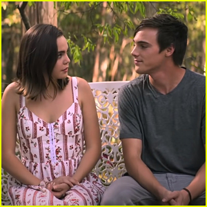 Bailee Madison & Kevin Quinn Find a 'Place In This World' In New 'A Week Away' Music Video