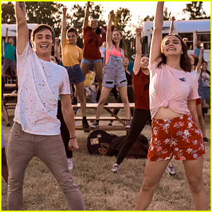 Bailee Madison & Kevin Quinn Thank Fans For Support On New Musical 'A Week Away'