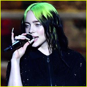 Billie Eilish Says Goodbye To Black & Green Hair - See Her New Look!