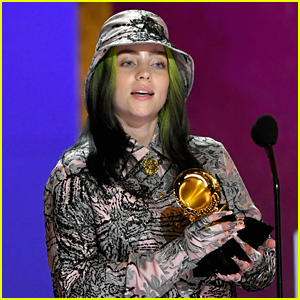Billie Eilish Wins Grammy For Record of The Year For The 2nd Year In a Row!