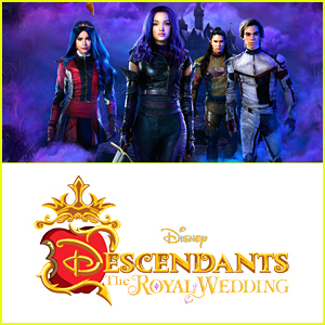 Disney Channel Announces 'Descendants: The Royal Wedding' Animated Special!