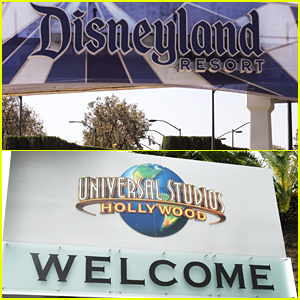 Disneyland, Universal Studios & More California Theme Parks Get The OK To Reopen In April!