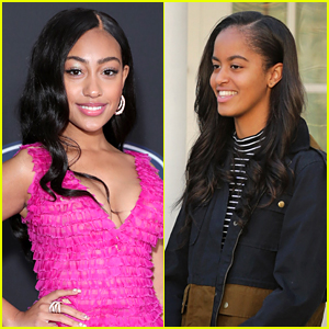 Lexi Underwood Cast As Malia Obama In Showtime Series 'The First Lady'